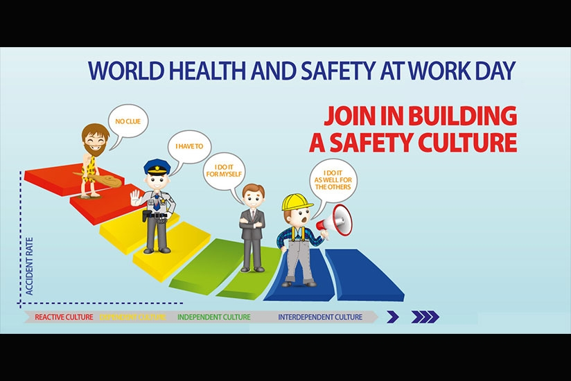health and safety culture The benefits of creating a positive safety culture directors and officers of undertakings who authorise and direct work activities are responsible for ensuring good safety and health as part of their corporate governance role.