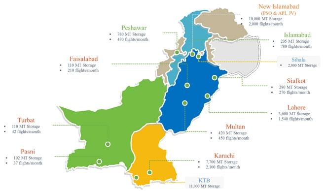 Aviation and Marine   Pakistan State Oil